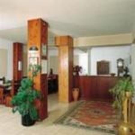 Hotel La Darsena: reception