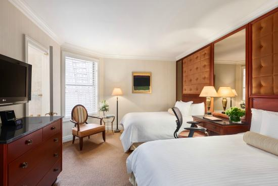 The Iroquois New York: Superior Double Bedded Room