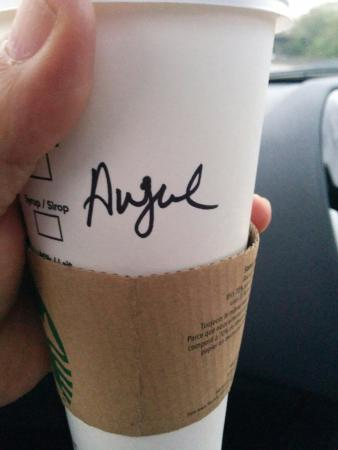 "Графство Беркшир, UK: ""What's your name"" 