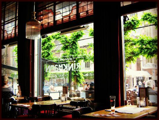 Grand Cafe Brinkmann Haarlem