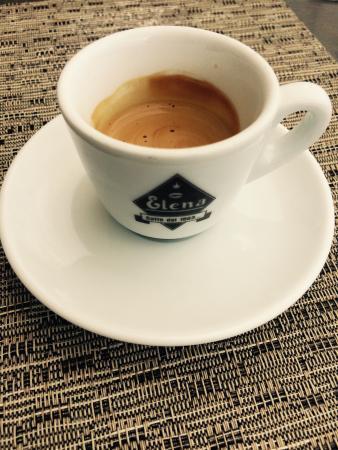 La Rose des Vents: Delicious espresso!