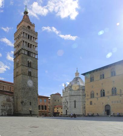 Campanile del Duomo di Pistoia