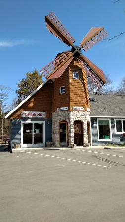 The Danish Mill: Danish Mill Sandwich Shop