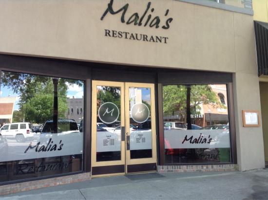 Malia's: Delightful Dining Experience!