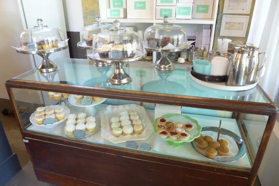 Sugar Bakeshop Counter 1