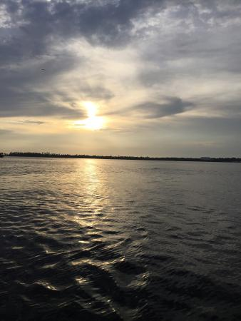Perdido Key, FL: Sunset cruise April 26, 2015