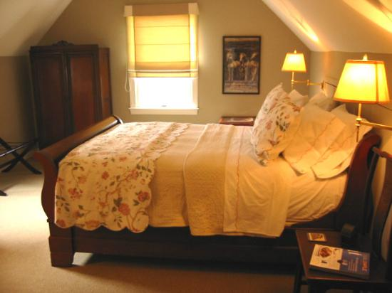Atherston Hall Bed and Breakfast: Somerset at Atherston Hall