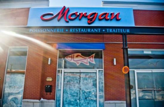 Morgan: Our Restaurant