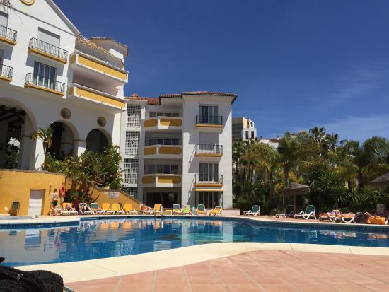Ona Alanda Club Marbella: Pool area