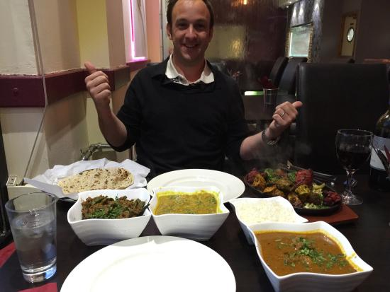 One worst restaurants ever visited desi lounge oadby for Cuisine of india wigston