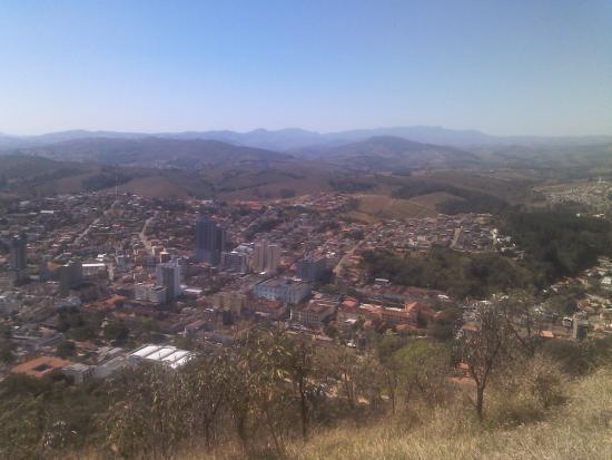 Mirante do Morro do Caxambu
