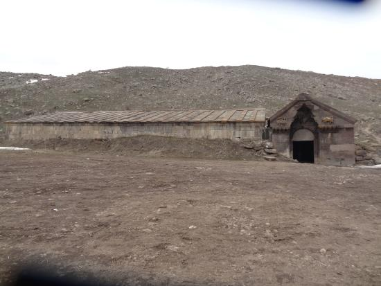 ‪‪Aghnjadzor‬, أرمينيا: The caravanserai: overview‬