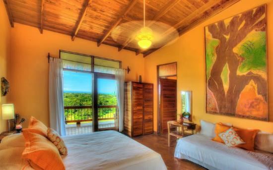 哥斯大黎加瑜珈水療飯店照片