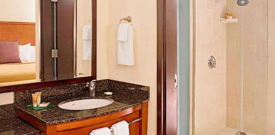 Hyatt Place San Antonio-North/Stone Oak: Bathroom
