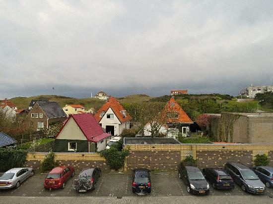 Fletcher Hotel-Restaurant De Cooghen : Uitzicht vanaf de kamer.