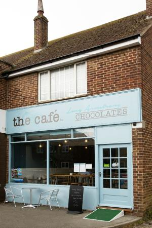 The Cafe by Lucy Armstrong Chocolates