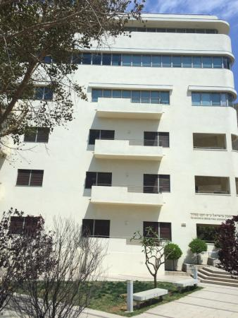 White City Tel Aviv Walking Tour