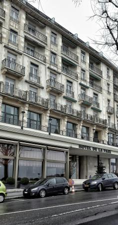 Hotel de la Paix: :)))