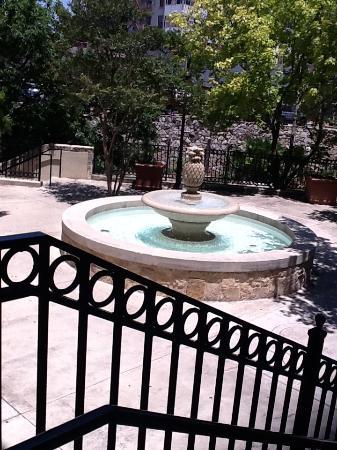 Wyndham San Antonio Riverwalk: River Plaza