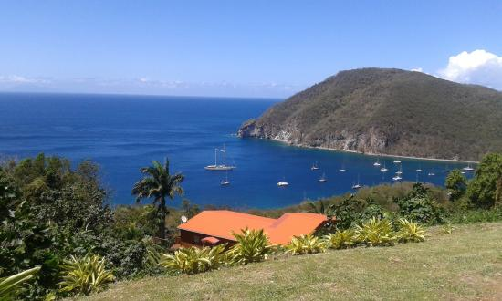 Maison coluche picture of jardin botanique de deshaies for Villas de jardin seychelles tripadvisor
