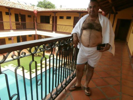 Hotel La Pergola En El 2do Piso