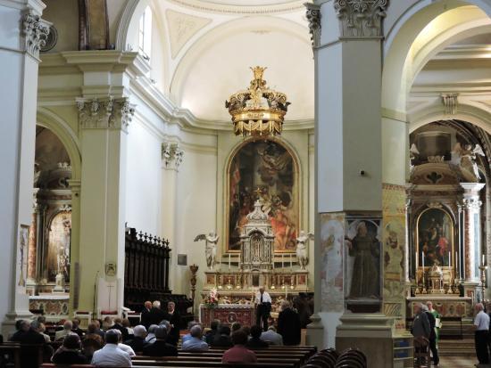 Pordenone, Italia: Interno Duomo