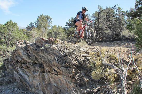 Nevada: Pinyon Trail, Carson Valley Credit: Jeff Moser