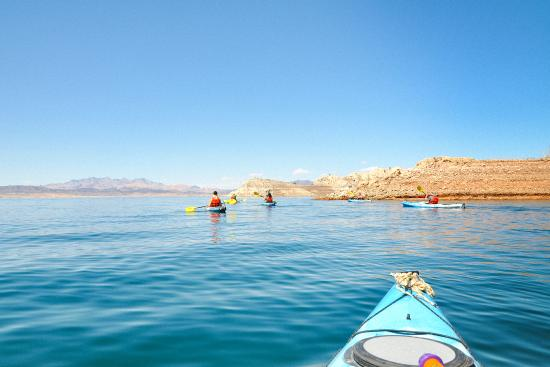 Pyramid Lake, Nevada Credit: TravelNevada