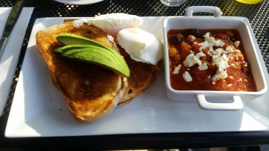 Dahab Cafe Dubbo: Morrocan Pot breakfast...yummo