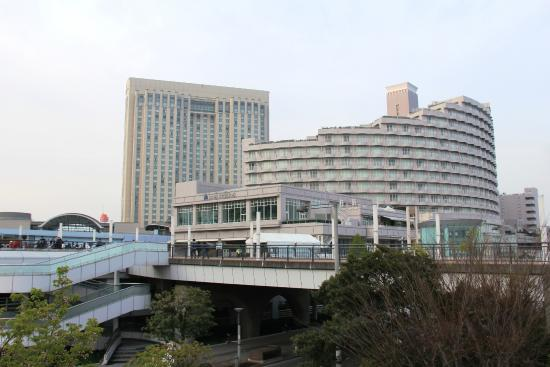 Rooms were spacious picture of grand nikko tokyo daiba for Pacific grand