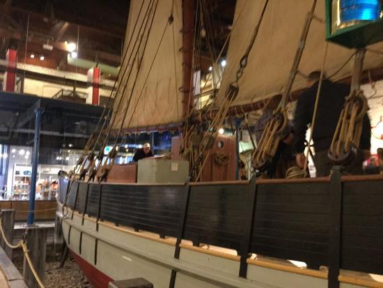 South Australian Maritime Museum: Climb onboard!