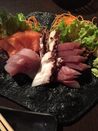 Ichiban: Combinado de Sashimis