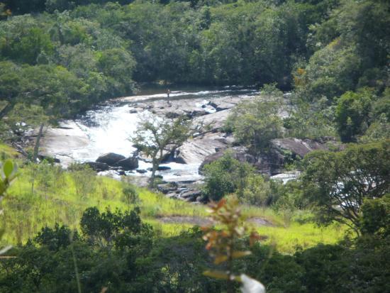 Cachoeira do Caixao Branco