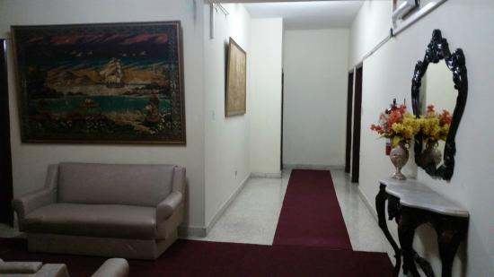 Hotel Espana: Corredor primeiro andar