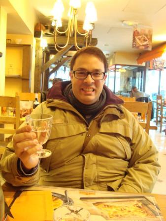 Restaurant Table A Pizza Creteil