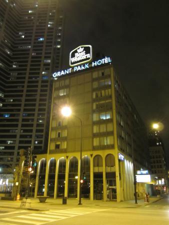Best Western Grant Park Hotel Number