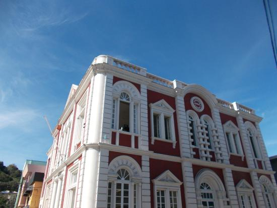 Central Library: Exterior