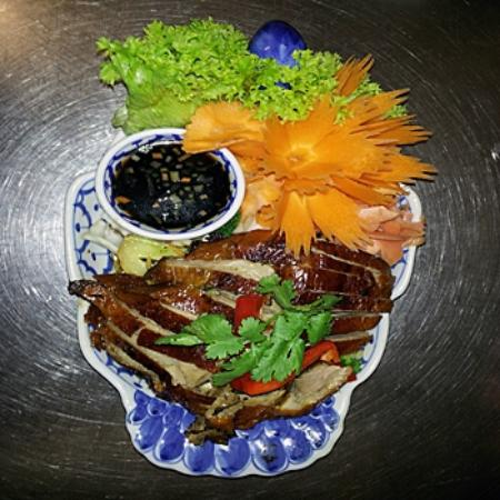 Blue Orchid Thai Restaurant: Blue Orchid Duck