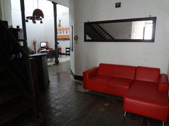 Raices Hotel : Loby