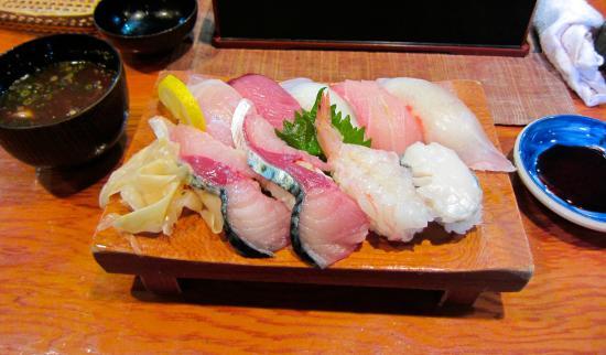 Sushi Wakashio