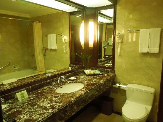 Howard Johnson Plaza Hotel Shanghai: ハワード ジョンソン プラザ上海