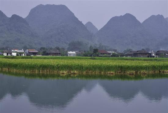 Lang Son Province, Vietnam: Tung Beng Travel photography in Viet Nam- Bac Son, Lang Son (