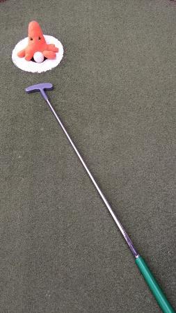 L'Aventure Mini Golf: ��