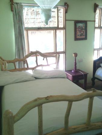 Oasis Eco Camp: One of our bedrooms