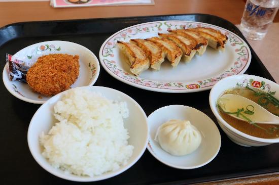 Gyoza-No-Ohsho Isesaki
