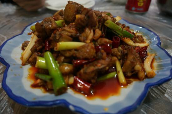 Good Panda: Spicy  Chicken Yunnan style