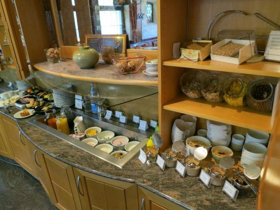 Hotel-Gasthof Schwanen: Das leckere und umfangreiche Frühstück