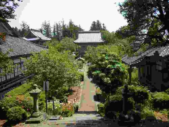 Kompon-ji Temple