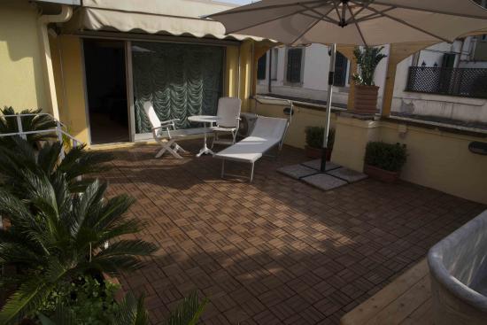 Suite 1 terrazza privata - Picture of Bb Roma Prati, Rome - TripAdvisor