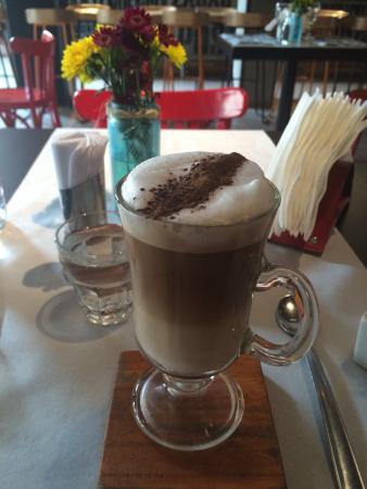 Aniceto Coffee Bar & Grill: Nice coffee!